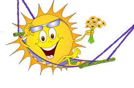 gif soleil hamac
