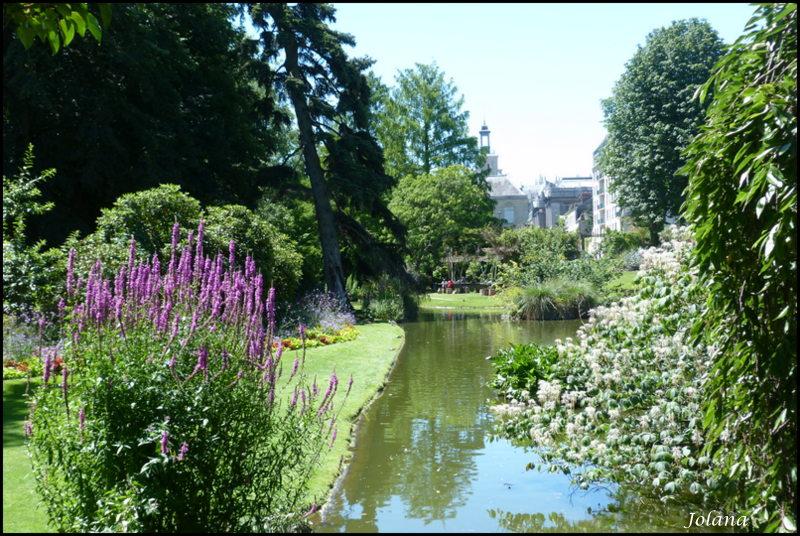 parc floral de Nantes