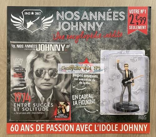 N° 1 Nos années Johnny - Test