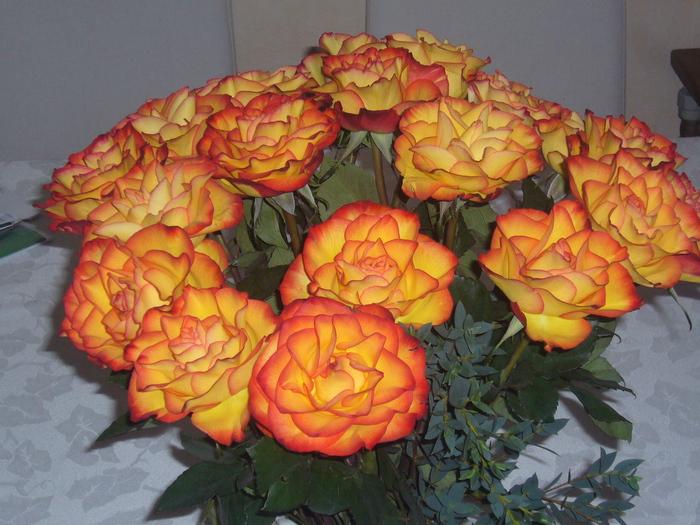 2012 - Roses