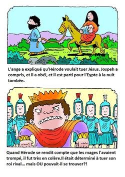 La naissance de Jésus (COMPLET)