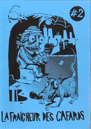 La fraîcheur des cafards # 2 - septembre 2014 (fanzine)