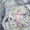 Croix sans numéro à l'Ouest du col du Pourtalet