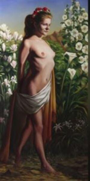 Dessin et peinture - vidéo 1548 : La nudité exprimée par la peinture à l'huile - Technique et démonstration.