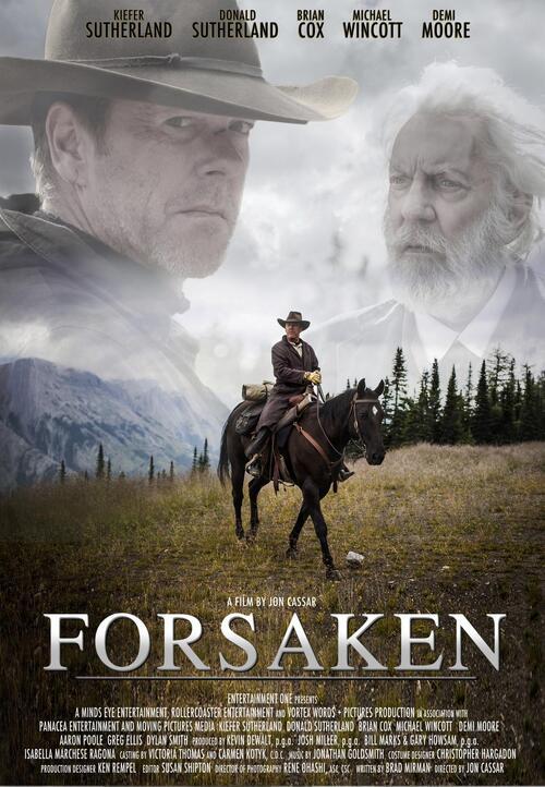 Kiefer Sutherland dans un film avec son père