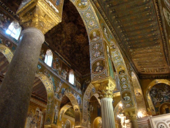 Palerme, Chapelle Palatine 3