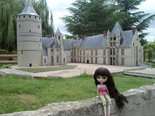 Visitons les châteaux de la Loire...