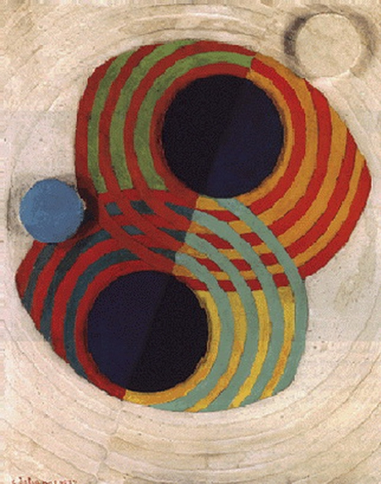 Robert Delaunay, Relief, rythme, 1932
