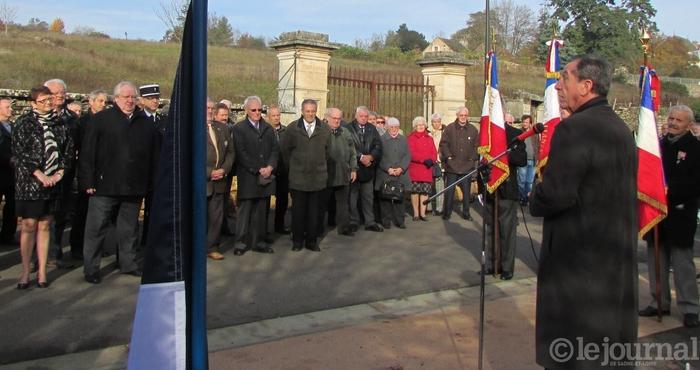 NON AU 5 DECEMBRE : Sur la route des 8000 lieux et liens du 19-Mars-1962, aujourd'hui à Rosey (Saône-et-Loire)