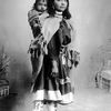 Ute mother and child. ca. 1900. Source - Denver Public Library.