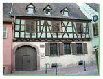 Belle maison alsacienne