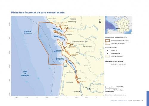 Pour renforcer la crédibilité du futur Parc naturel marin.