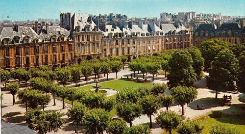 Place des Vosges (Paris)