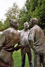 Karl-Henning Seemann, Skulptur in Weikersheim