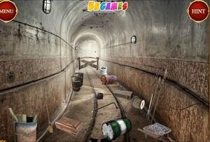 Jouer à Escape Games - Bunker escape