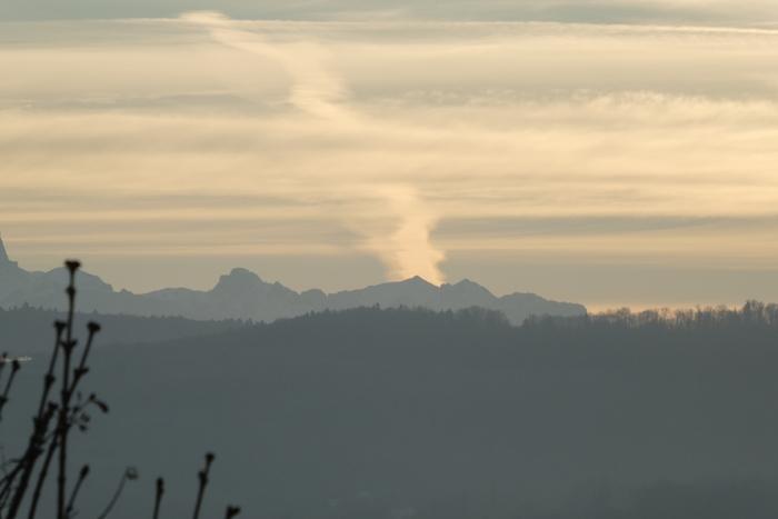 """Mon étrange """"nuage"""", réponse de Météo-France et un petit peu de soleil pour votre dimanche"""