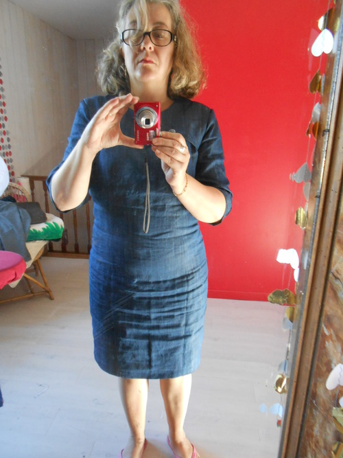 #18 Ma robe d'automne