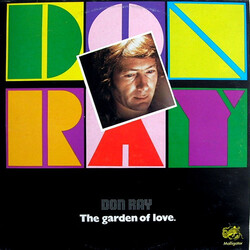 Don Ray - The Garden Of Love - Complete LP