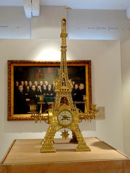 """""""Gustave Eiffel, un dijonnais méconnu"""" une conférence proposée par l'Association Culturelle Châtillonnaise..."""