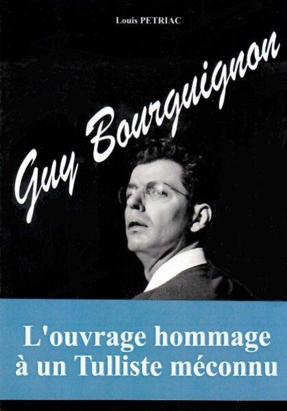 Guy Bourgu. Dédicace Tulle