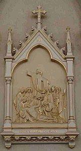 XIII-Jésus descendu de la croix