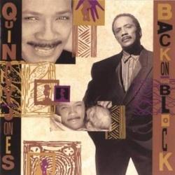 Quincy Jones - Back On The Block - Complete LP