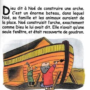 Noé et le déluge