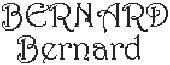 Dictons de la St Bernard + grille prénom !