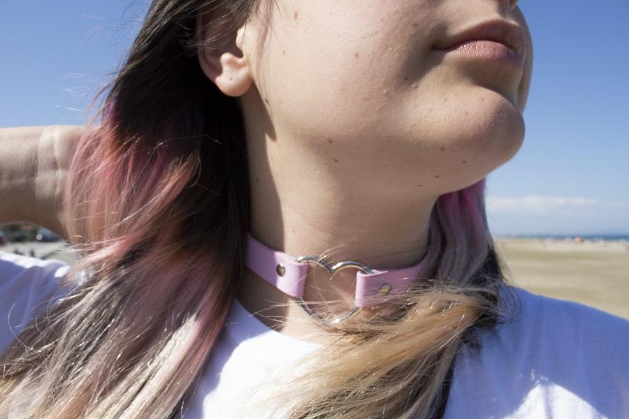 Sea,Pink and Sun
