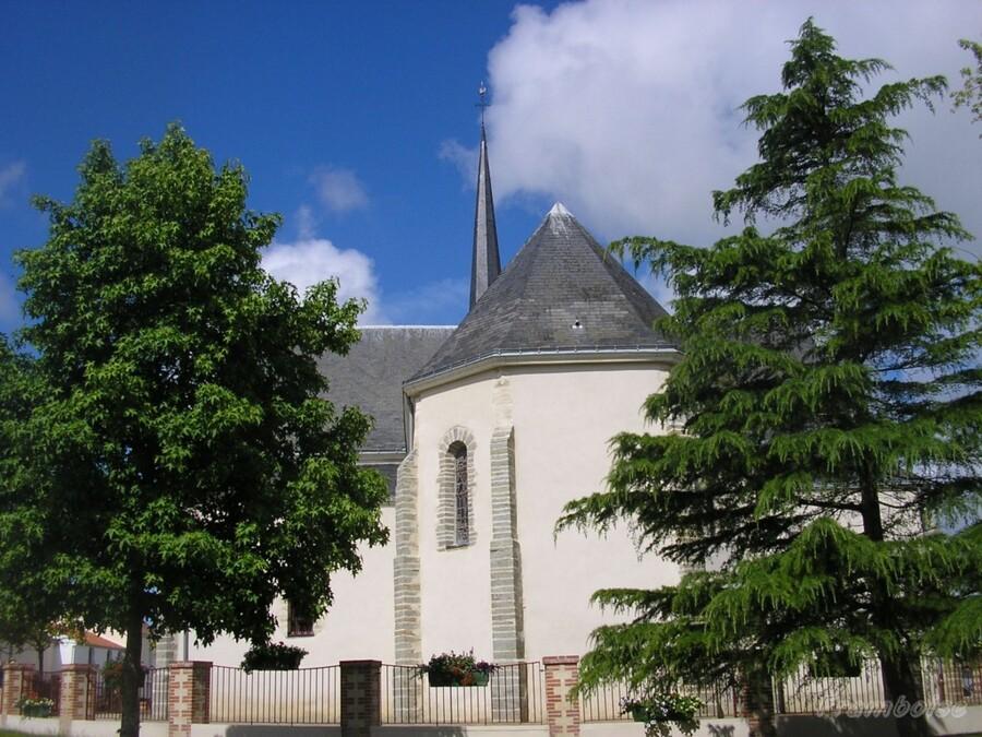 Eglise du Clion sur mer - Pornic -