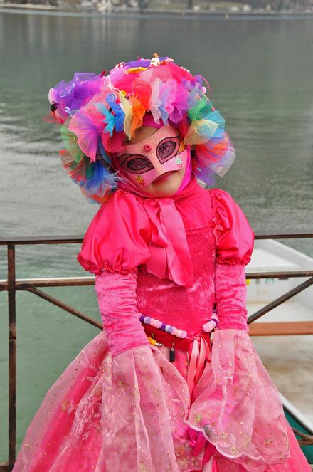 Le Carnaval vénitien d'Annecy 2015