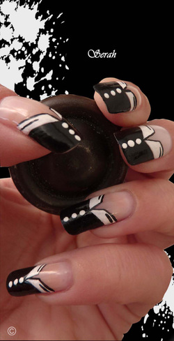 Nail art Costume