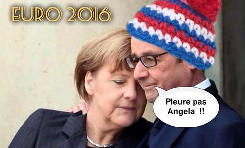 Hollande : Euro 2016