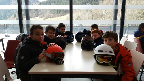 JOUR 2 => Sortie de Ski au Planolet
