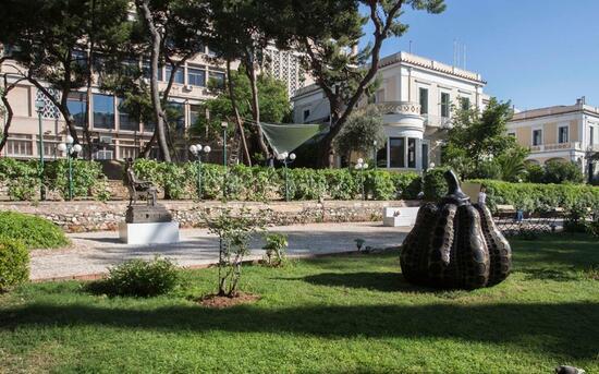 L'Ecole Française d'Athènes (EFA) ouvre ses portes