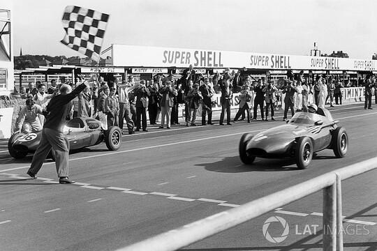 Stirling Moss F1 (1955-1957)