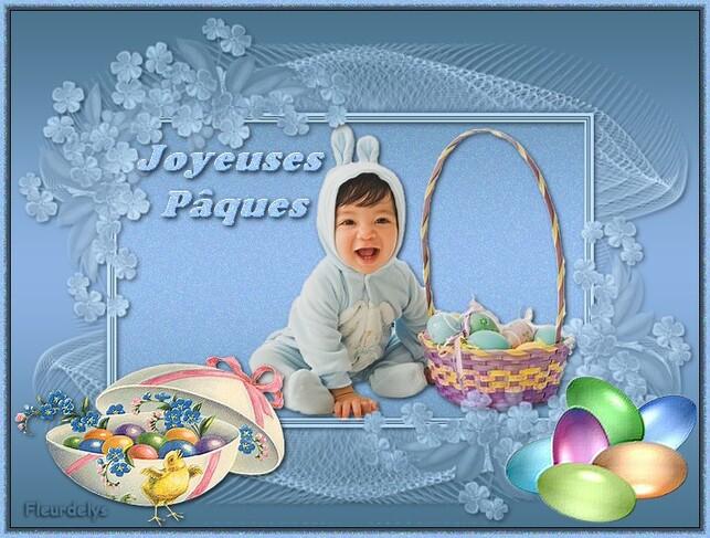 Tuto de Fibi Joyeuses Pâques