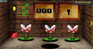 Jouer à G4K brick house escape