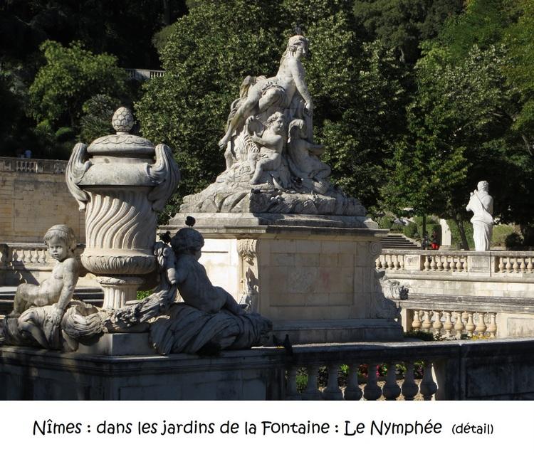 Les voyages de Françoise : Nîmes