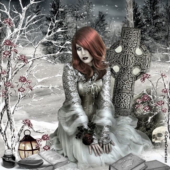 un hiver gothique
