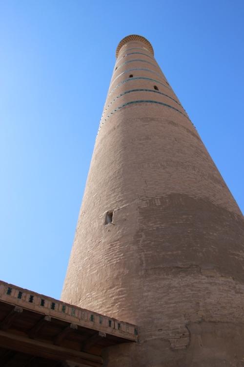 La mosquée Juma à Khiva