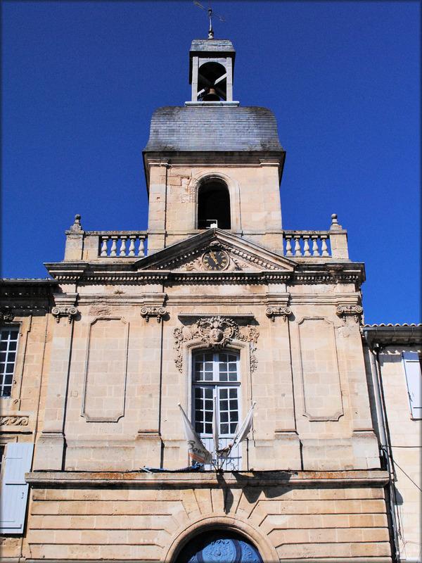 Photos de la Jurade (visite de Bourg sur Gironde)