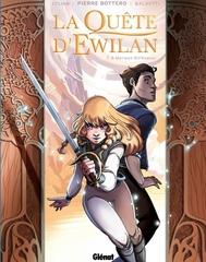 La quëte d'Ewilan BD - tome 6