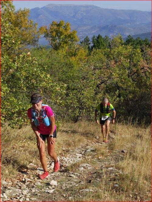 Résultats Trail de Nyons