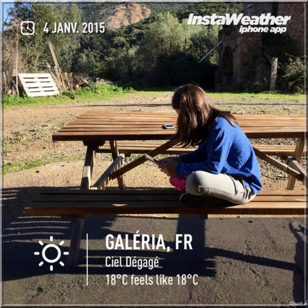 La météo du jour - 4 janvier 2015 - Galéria