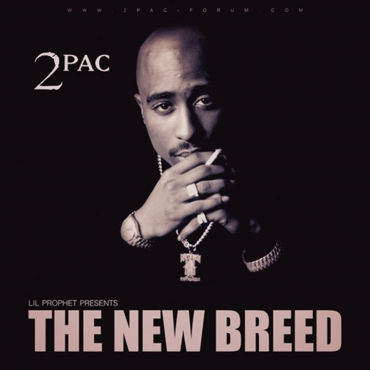 2Pac- The New Breed [Mixtape] [2014]