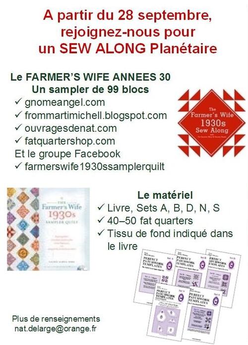 Farmer's wife années 30