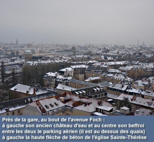Vue aérienne de Metz janvier 18 09 01 2010