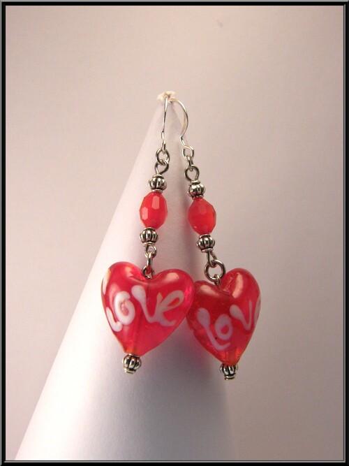 Boucles spécial Saint Valentin !!!