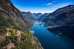 Les Fjords Norvégiens
